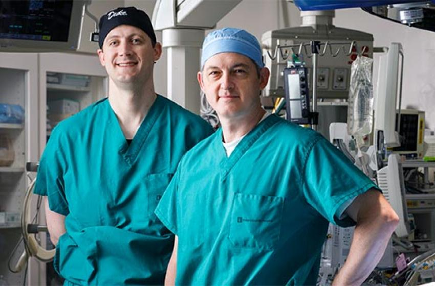 Nick Andersen, MD and Joseph W. Turek